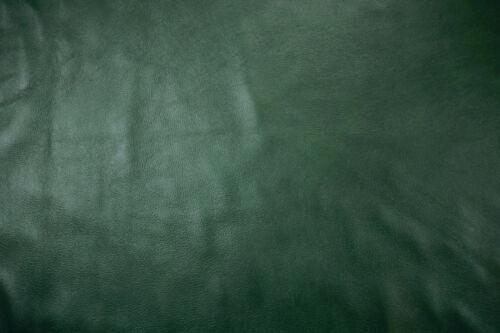 Poids Moyen Vachette recouvert de cuir vert forêt 1.2//1.4mm Barkers N345