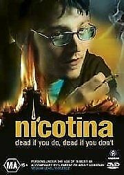 1 of 1 - Nicotina (DVD, 2006) Foreign Thriller, R4, NEW AND SEALED