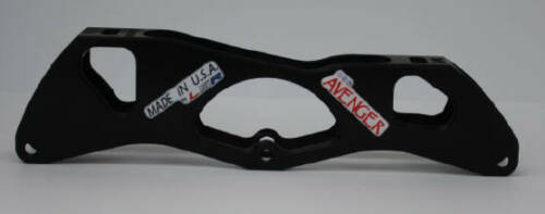 Ion Avenger Inline Skate Frame by Liberty Sports 3x90mm 7.5/""