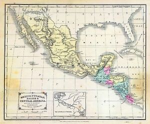 MEXICO-62-maps-antique-old-treasure-hunting-MEXICAN-history-GHOST-TOWNS-DVD