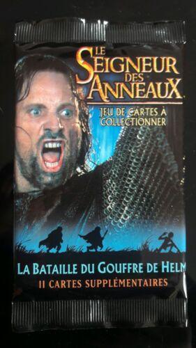 Booster Le Seigneur Des Anneaux La Bataille du gouffre de Helm version française