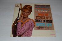 Billy Rose's Jumbo~Doris Day,Stephen Boyd, Jimmy Durante~Lorenz Hart~Stoll~PROMO