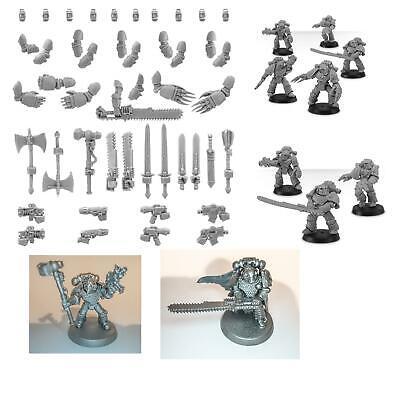 10x Melta Bombs - *BITS* Forgeworld LEGION MK IV POWER WEAPON SET