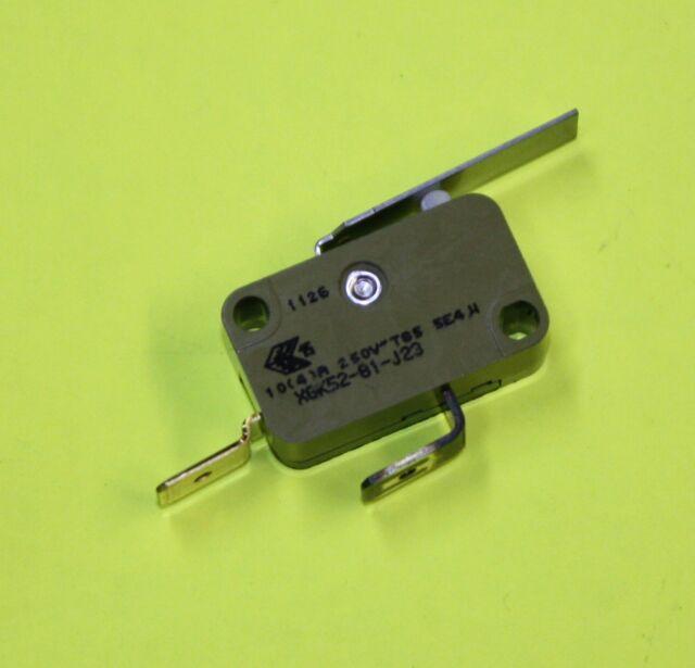 Saeco Interruptor Micro Türerkennung para Intuita HD8750 HD8751 HD8752 HD8755