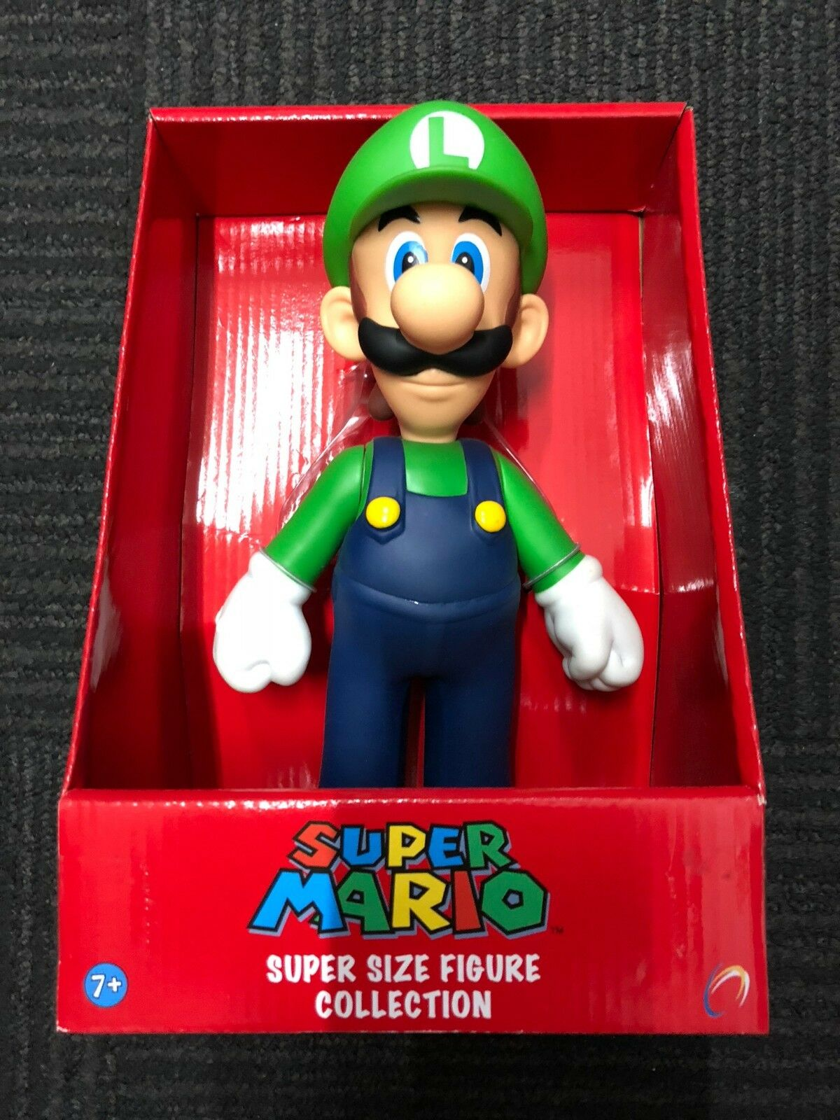 High Quality Super Mario Character Toy Plastic Vinyl Gift Doll Souvenir Toy