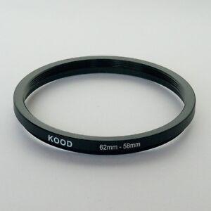 Kood 58-55mm Step Down Ring