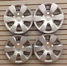 2007 2011 Toyota Camry Hubcap Wheelcover New Set Of 4 Hub Covers Am Fits Toyota