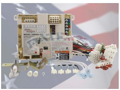 White Rodgers 50M56U 843 Universal Hot Surface Ignition Integrated Furnace Board 786710539541 EBay