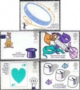 Grossbritannien-2286-2290-kompl-Ausg-postfrisch-2005-Zauberei