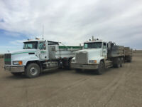 Trucking Services Calgary Alberta Preview