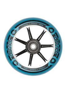 District-W-S-Series-Wheels-2PK-110-mm-Blue-Black-Black