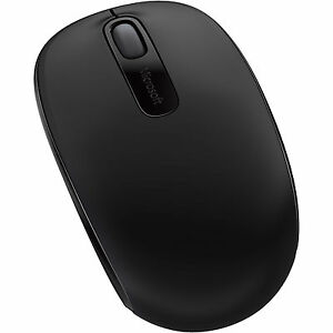 MICROSOFT-Maus-Wireless-Mobile-1850-Mouse-kabellos-schwarz-inkl-Versand