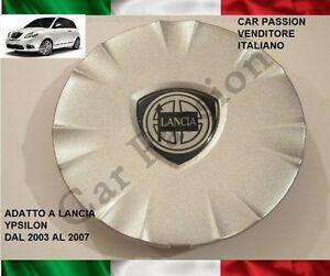 1 Coppetta Coprimozzo Lancia Ypsilon Y 2003-2009 Originale Hub Cap Nabendeckel