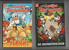Lustiges Taschenbuch LTB 418 ... Ferien Z1