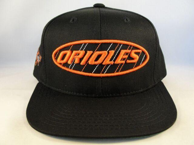 6613127ca1812 Kids Youth Size Baltimore Orioles MLB Vintage SAMPLE Snapback Cap Hat