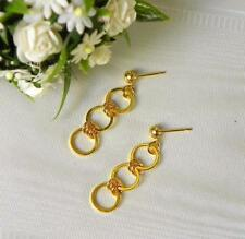 "Doll Earrings Jewelry-Tonner Tyler,Ellowyne,Evangeline,16""Fashion Royalty-3Rings"
