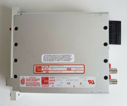 Details about  /TE//ADC IOR-S-T44//51-H DS3//STS1 Single Intraoffice Repeater Module