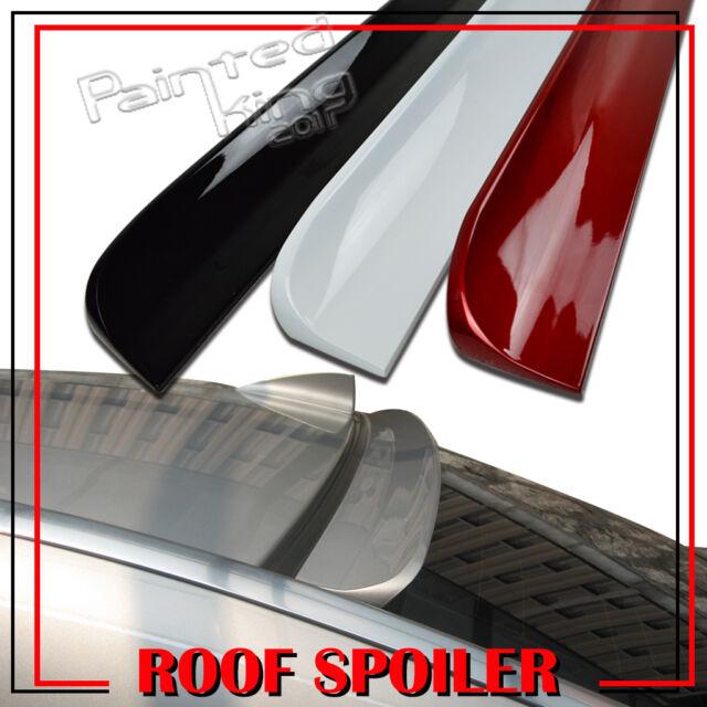2009-2013 For ACURA TSX CU2 4D Sedan Rear Roof Lip Spoiler