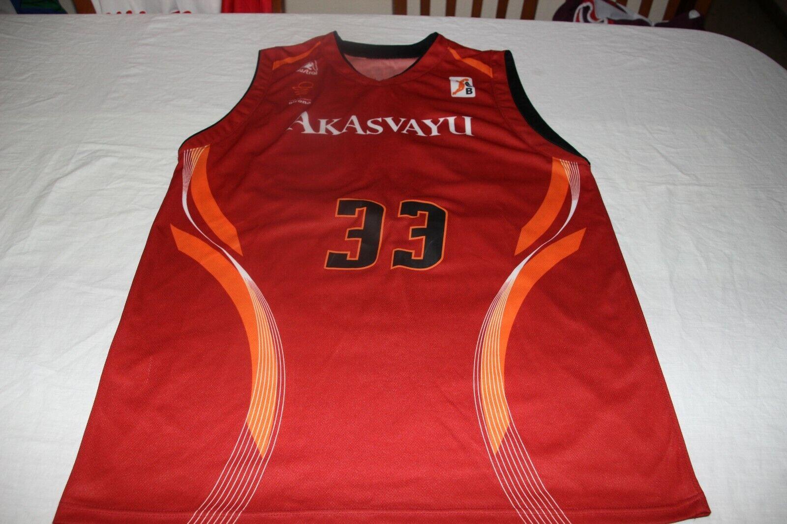 Official t-shirt ACB throne Girona Brand Austral t xl   33 marc larry shirt