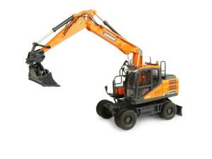 UH8134 - DOOSAN DX160W Wheeled Excavator 1 50