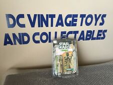 Vintage 1978 Kenner Star Wars 12 Back Comes From Original One Owner LOOK!