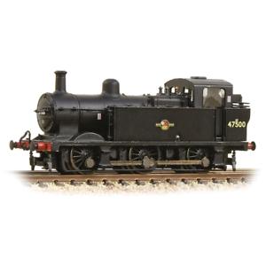Graham-Farish-372-212A-N-Gauge-BR-Black-Class-3F-Jinty-47500