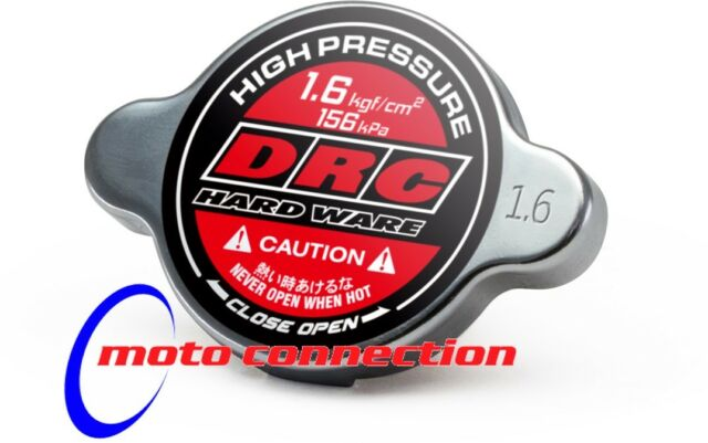 14-16 YAMAHA YZ250F YZ450F YZF MOTOCROSS DRC HIGH PRESSURE 1.6 kgf RADIATOR CAP