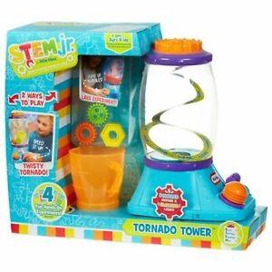 NEW Tornado Tower Educational Toy STEM Kids Learning Experiment Set Science Kit