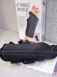 FLA-8-034-Wrist-Splint-Left-Black-Medium-22-451-MDBLK