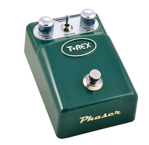 Pédale d'Effet T-REX Tonebug Phaser