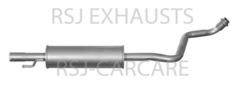 1999-11-/> 2005-10 NCP10/_, SCP12/_ /_P1/_ EXHAUST SILENCER TOYOTA YARIS 1.3