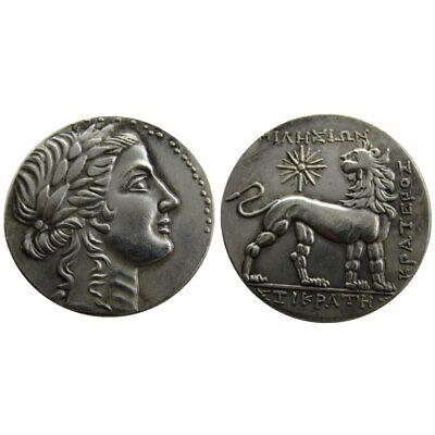 Ephesus Greece Ancient  IONIA Coin 350-340 BC Ca