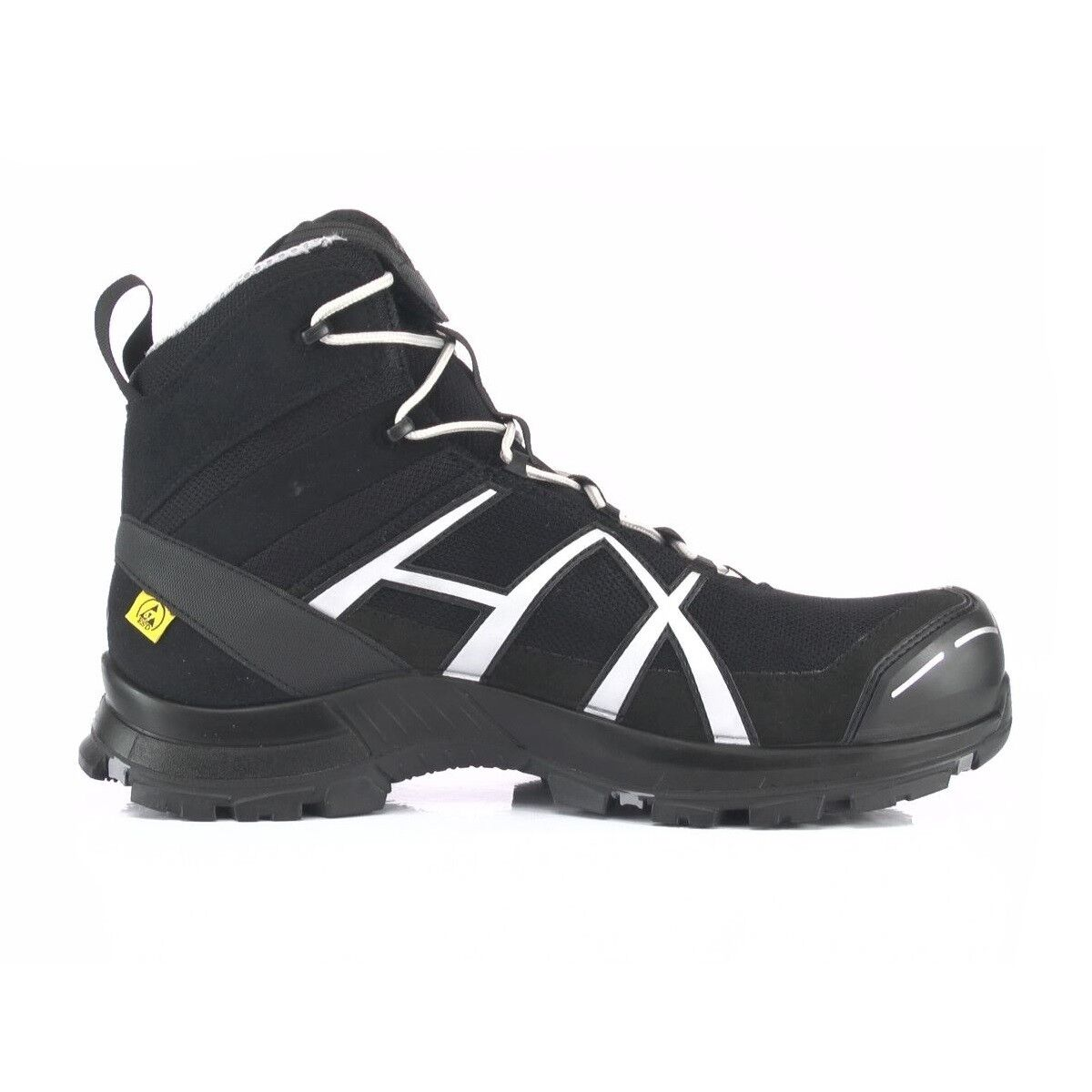 HAIX NERO EAGLE Safety SICUREZZA 40 610019 GORE-TEX SCARPE SICUREZZA Safety snickersdir 7a377c