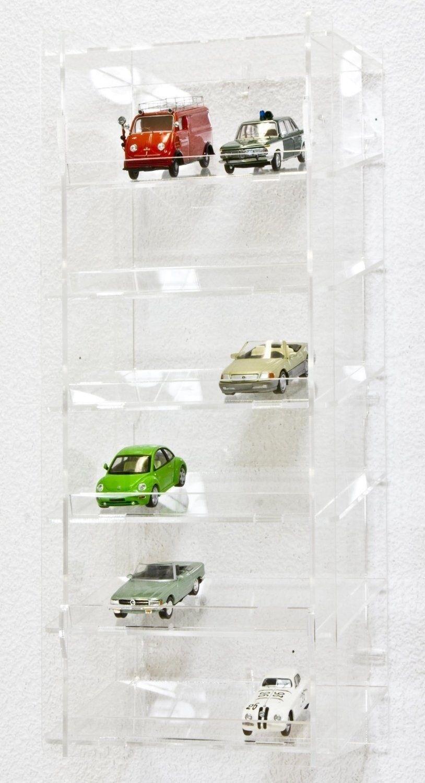 Sora maqueta de coche-Tower 1 43 con más más más transparentes plano posterior para coches 18 bee789