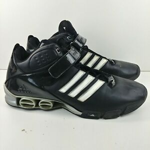 ee5ad5a88a9 Adidas Forum Basketball Shoes Mens Size 19 BLACK Seattle Super ...