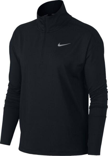NIKE Damen Shirt ELMNT TOP Sportshirt Funktionsshirt T-Shirt Laufshirt