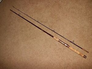 Vintage cortland sr 2000m 1 724 1 spinning 7 39 rod made in for Fishing rods made in usa