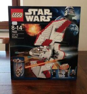 Lego Star Wars 7931 - Navette T6 Jedi Nouveau Bnisb Nouveau Neu Neuf Rare