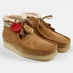 Limited 7 8 4 Originlas D 6 Womens Wallabee Cognac Edition 5 Interest Uk Clarks qHT6IBw1q
