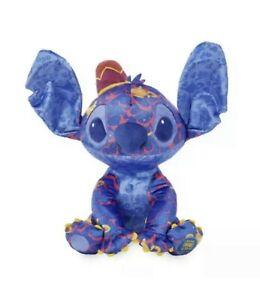 Stitch Crashes Disney Aladdin Plush Limited Release
