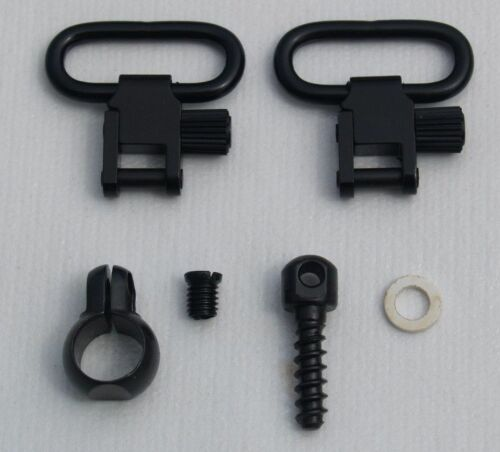 Lever Action Rifle Sling Mount Kit .22 22 Cal Full Band Winchester Marlin 3412