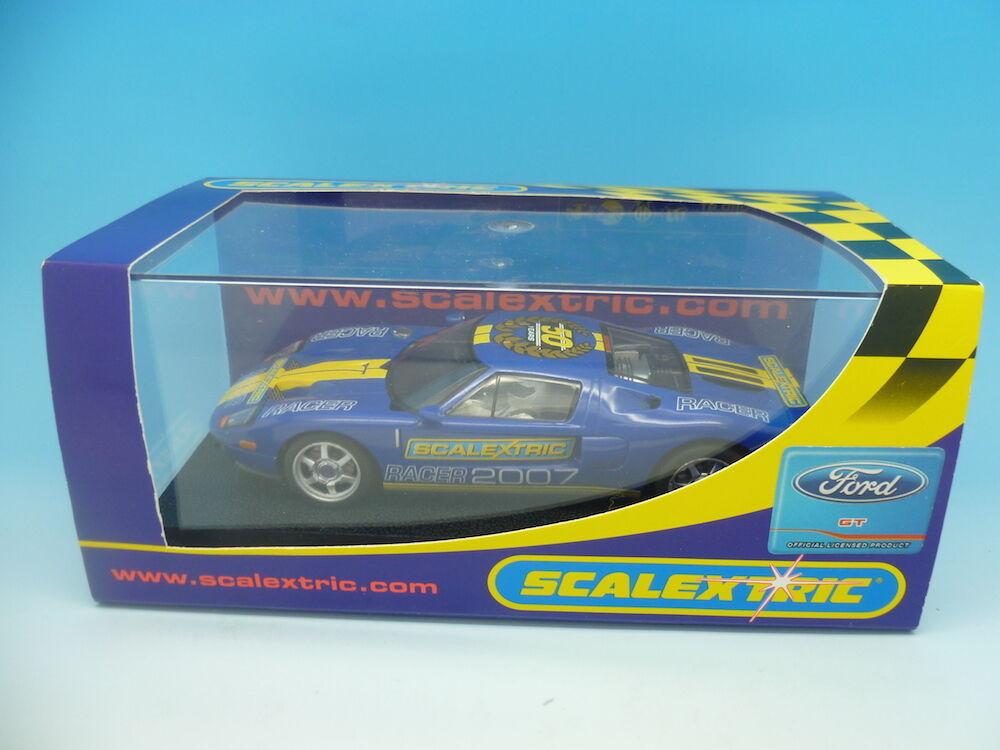 Scalextric C2816 Ford Gt Club Car 2007