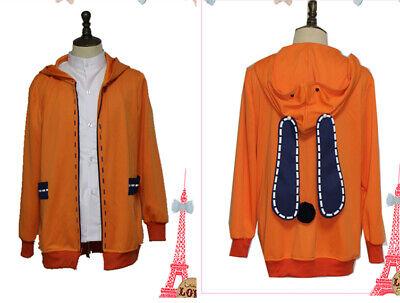 Anime Kakegurui Compulsive Gambler Yomozuki Runa Hoodie Coat Cosplay Costume New