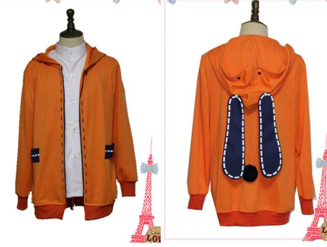 Women Girl Kakegurui Compulsive Gambler Yomozuki Long Sleeve Coat Cosplay Hoodie