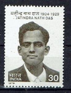 L-039-Inde-MiNr-795-cachet