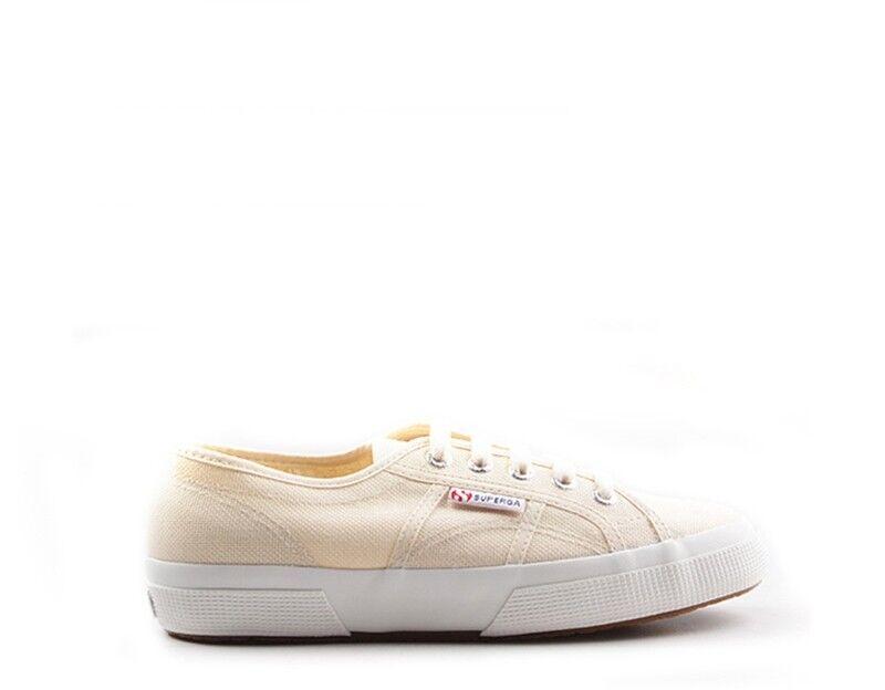 Schuhe SUPERGA Damenschuhe Damenschuhe SUPERGA AVORIO Tessuto S000010-K13S 06f95a