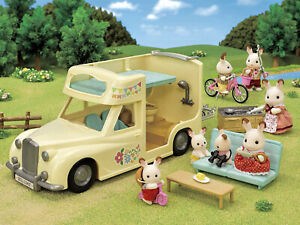Sylvanian-Families-Calico-Critters-Family-Campervan