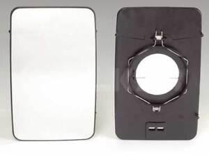 inferiore Vetro Specchio Specchietto retrovisore Destro IVECO DAILY 06