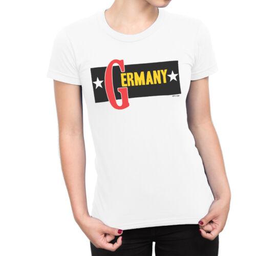 GERMANY Womens World Cup T-Shirt Football Family Choice Mens Womens Kids Baby