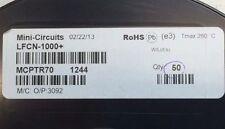 Lfcn 1000 Mini Circuits Ceramic Low Pass Filter Rohs 5 Pieces